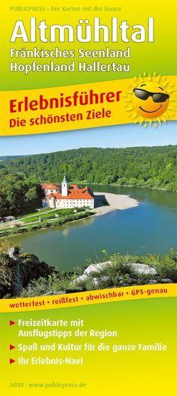 Altmühltal, Fränkisches Seenland – Hopfenland Hallertau