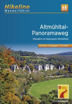 Altmühltal-Panoramaweg von Esterbauer Verlag