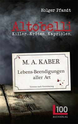 Altobelli von Pfandt,  Holger