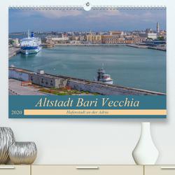 Altstadt Bari Vecchia (Premium, hochwertiger DIN A2 Wandkalender 2020, Kunstdruck in Hochglanz) von Fotografie,  ReDi