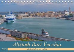 Altstadt Bari Vecchia (Tischkalender 2019 DIN A5 quer) von Fotografie,  ReDi