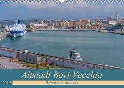Altstadt Bari Vecchia (Wandkalender 2019 DIN A3 quer) von Fotografie,  ReDi