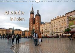 Altstädte in Polen (Wandkalender 2018 DIN A4 quer) von Falk,  Dietmar