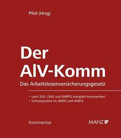 AlV-Komm inkl. 55. Lieferung von Pfeil,  Walter J.