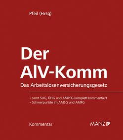 AlV-Komm inkl. 66. Lieferung von Pfeil,  Walter J.