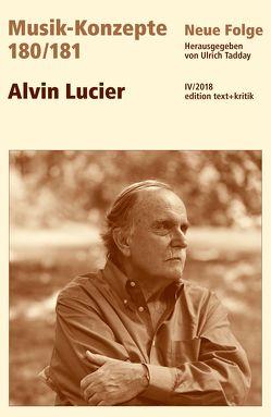 Alvin Lucier von Tadday,  Ulrich