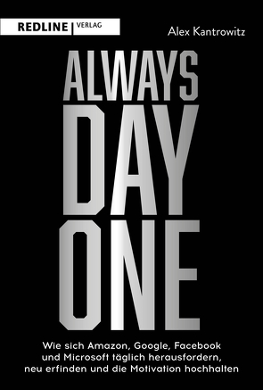 Always Day One von Kantrowitz,  Alex, Wegberg,  Jordan