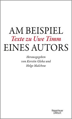 Am Beispiel eines Autors von Gleba,  Kerstin, Malchow,  Helge