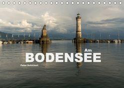 Am Bodensee (Tischkalender 2020 DIN A5 quer) von Schickert,  Peter