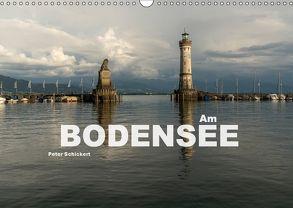 Am Bodensee (Wandkalender 2018 DIN A3 quer) von Schickert,  Peter