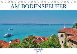 Am Bodenseeufer (Tischkalender 2019 DIN A5 quer) von Janke,  Andrea