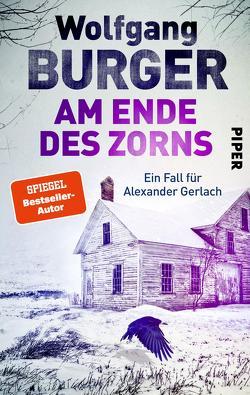 Am Ende des Zorns von Burger,  Wolfgang