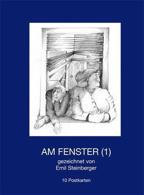 Am Fenster (1) von Steinberger,  Emil