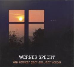Am Fenster geht ein Jahr vorbei von Specht,  Werner
