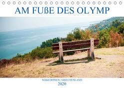 Am Fuße des Olymp. Schönheit der Details (Tischkalender 2020 DIN A5 quer) von MATHES,  IRYNA