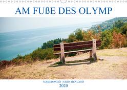 Am Fuße des Olymp. Schönheit der Details (Wandkalender 2020 DIN A3 quer) von MATHES,  IRYNA