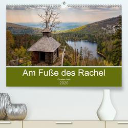 Am Fuße des Rachel (Premium, hochwertiger DIN A2 Wandkalender 2020, Kunstdruck in Hochglanz) von Haidl,  Christian