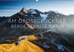 Am Großglockner. Berge, Straße, Natur (Wandkalender 2018 DIN A2 quer) von Gospodarek,  Mikolaj
