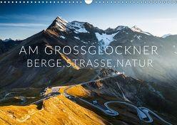 Am Großglockner. Berge, Straße, Natur (Wandkalender 2018 DIN A3 quer) von Gospodarek,  Mikolaj