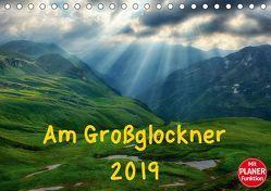 Am Großglockner – Planer (Tischkalender 2019 DIN A5 quer) von und Holger Karius,  Kirsten