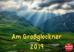 Am Großglockner – Planer (Wandkalender 2019 DIN A2 quer) von und Holger Karius,  Kirsten