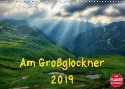 Am Großglockner – Planer (Wandkalender 2019 DIN A3 quer) von und Holger Karius,  Kirsten