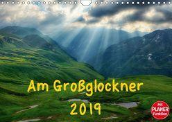 Am Großglockner – Planer (Wandkalender 2019 DIN A4 quer) von und Holger Karius,  Kirsten