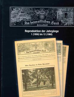 Am heimatlichen Herd – Heimatblatt – Nachdruck der Zeitungsbeilagen von 1950-1960 von Joseph,  Martin