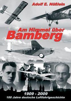 Am Himmel über Bamberg von Melnicky,  Thorsten, Nüsslein,  Adolf