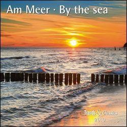 Am Meer By the sea 2019 – Broschürenkalender – Wandkalender – mit herausnehmbarem Poster – Format 30 x 30 cm von DUMONT Kalenderverlag