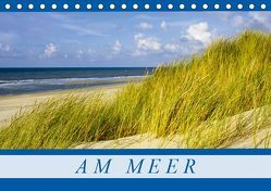 Am Meer (Tischkalender 2019 DIN A5 quer) von Bücker,  Michael