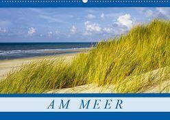 Am Meer (Wandkalender 2019 DIN A2 quer) von Bücker,  Michael