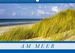 Am Meer (Wandkalender 2019 DIN A3 quer) von Bücker,  Michael