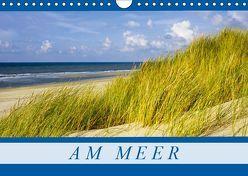 Am Meer (Wandkalender 2019 DIN A4 quer) von Bücker,  Michael
