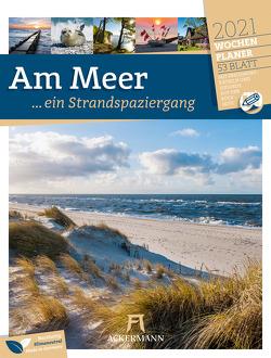 Am Meer – Wochenplaner Kalender 2021