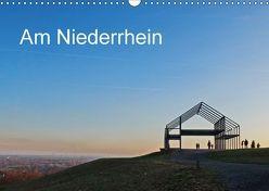 Am Niederrhein. Der Altkreis Moers (Wandkalender 2018 DIN A3 quer) von J. Richtsteig,  Walter