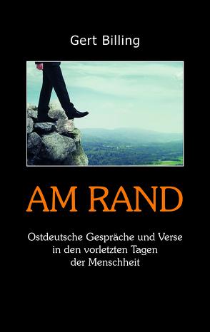 AM Rand von Billing,  Gert