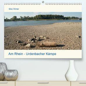 Am Rhein – Urdenbacher Kämpe (Premium, hochwertiger DIN A2 Wandkalender 2020, Kunstdruck in Hochglanz) von Winter,  Eike