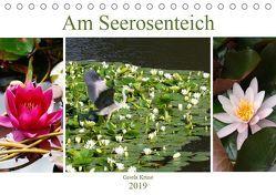 Am Seerosenteich (Tischkalender 2019 DIN A5 quer) von Kruse,  Gisela