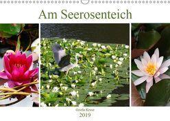 Am Seerosenteich (Wandkalender 2019 DIN A3 quer) von Kruse,  Gisela