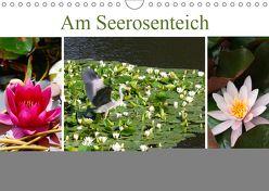 Am Seerosenteich (Wandkalender 2019 DIN A4 quer) von Kruse,  Gisela