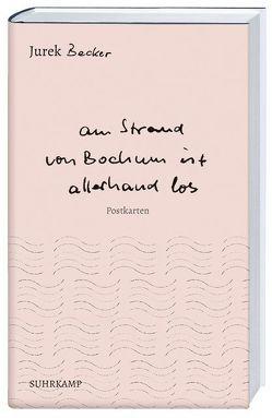 »Am Strand von Bochum ist allerhand los« von Becker,  Christine, Becker,  Jurek