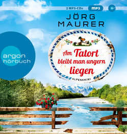 Am Tatort bleibt man ungern liegen von Maurer,  Jörg, Schreiber,  Marion