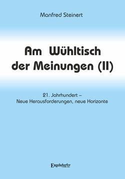 Am Wühltisch der Meinungen (II) von Steinert,  Manfred