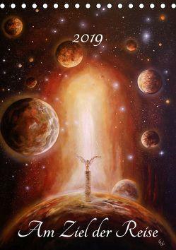 Am Ziel der Reise (Tischkalender 2019 DIN A5 hoch) von Krakowski,  Conny