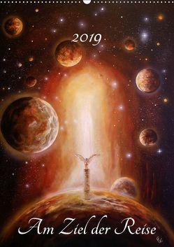 Am Ziel der Reise (Wandkalender 2019 DIN A2 hoch) von Krakowski,  Conny