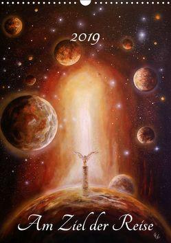 Am Ziel der Reise (Wandkalender 2019 DIN A3 hoch) von Krakowski,  Conny