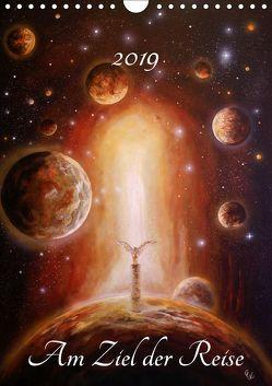 Am Ziel der Reise (Wandkalender 2019 DIN A4 hoch) von Krakowski,  Conny