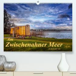 Am Zwischenahner Meer / CH-Version (Premium, hochwertiger DIN A2 Wandkalender 2021, Kunstdruck in Hochglanz) von Roder,  Peter