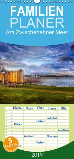 Am Zwischenahner Meer – Familienplaner hoch (Wandkalender 2019 , 21 cm x 45 cm, hoch) von Roder,  Peter